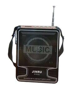 Radio-Fm-Portatile-Speaker-Lettore-Mp3-Sd-Usb-Player-Musica-JR-910U-hsb
