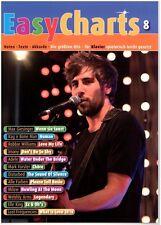 Klavier / Keyboard Noten : Easy Charts Band 8 - leicht - HITS POP / ROCK MF3508
