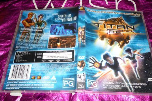 1 of 1 - TITAN A.E. (DVD, PG) (P130824-6 A)