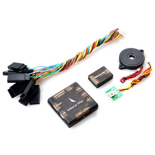 Micro Pix 32 Bit ARM Flight Controller PXI PX4 PIX 2.4.6 For DIY FPV RC Drone