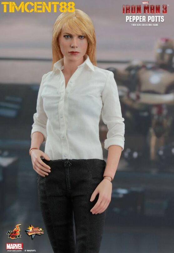 Ready  Hot Toys Toys Toys MMS310 Iron Man 3 - Pepper Potts Gwyneth Paltrow 1 6 Figure e6bcdd
