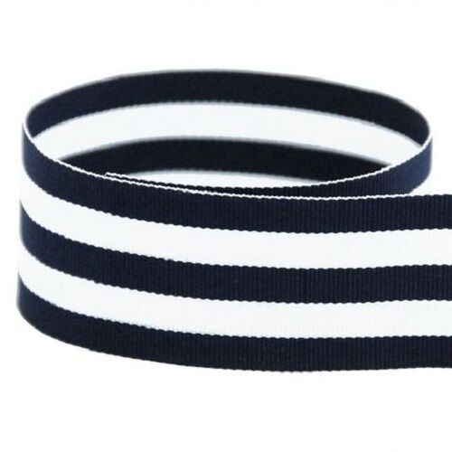 "5 yards  7//8/"" Multiclored Stripes Taffy Woven Grosgrain Ribbon U Pick Color"