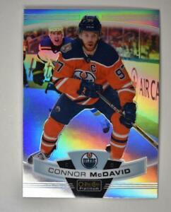 2019-20-OPC-Platinum-Rainbow-150-Connor-McDavid-Edmonton-Oilers