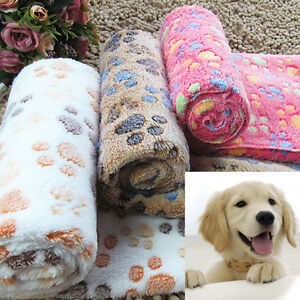 New-Warm-Pet-Blanket-Touch-Soft-Coral-Fleece-Mat-Dogs-Cat-Bed-Pad-Cushion-Mat-J