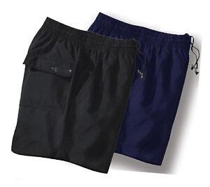 Ahorn  Übergrößen Badehose XL bis 10XL Badeshort Micro Fitness Iin 2 Farben Wow