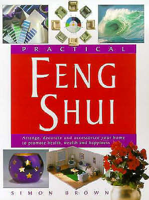 "1 of 1 - ""AS NEW"" Practical Feng Shui, Brown, Simon G., Book"