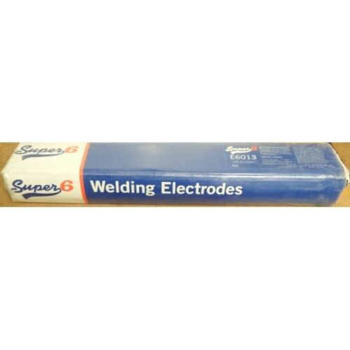 3.2mm Welding Rods Super 6 Arc Welding Electrodes 6013 3.2MM 5kg Pack Mild Steel