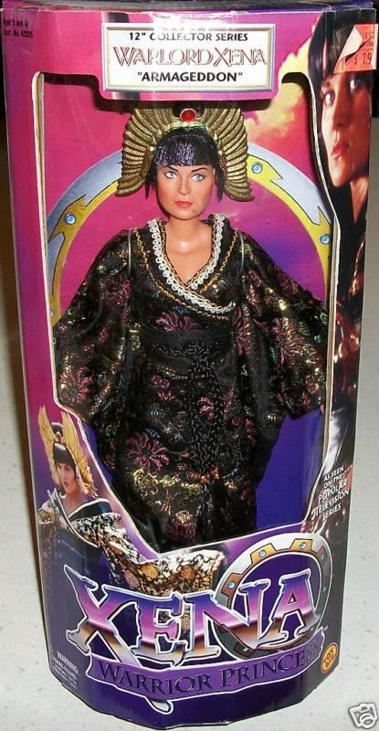 Doll Xena Action Figure Amazon Superhero Lucy Lawless Lesbian Lesbian Lesbian Int xmas Rare gift 22793a