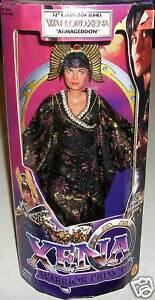 Poupée Xena Figurine Amazon Superhero Lucy Lawless Lesbienne Int Xmas Rare Gift