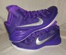 Nike Hyperdunk 2014 TB Lunarlon Court Purple Venom Athletic Shoes Mens Size 17 D