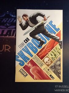 9057 2016 BOOM STUDIOS Comics SKYBOURNE #1 of 5 VF//NM Comic Book