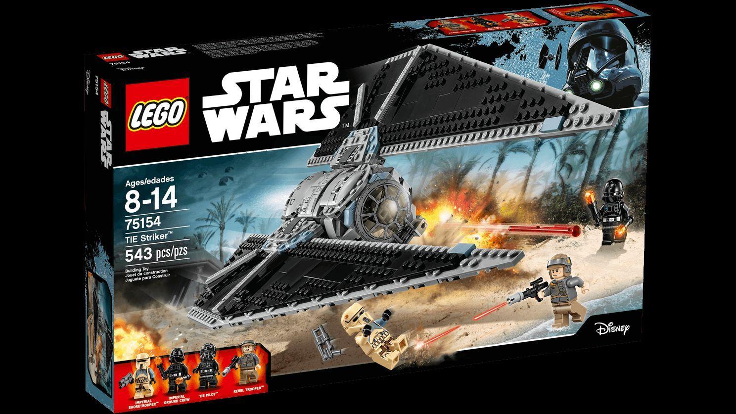 LEGO 75154 TIE Striker™ - STAR WARS 8-14anni
