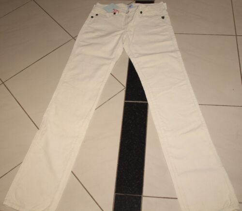 FIT SIZE 6-8 RRP $200 NEW SASS AND BIDE KING VERNONS CORD JEANS CREAM SIZE 25