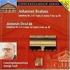 Brahms: Symphony No. 3; Dvorák: Symphony No. 8 (2004)