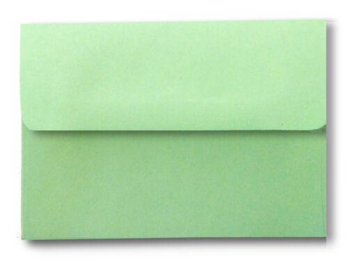 25 Boxed Jet Black Envelopes for 5 X 7 Invitations Announcements Showers