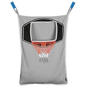 Image Is Loading Laundry Basket Hanging Over Door Basketball Hoop Kids