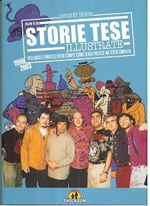 Elio-e-le-Storie-Tese-Illustrate-Shockdom-Enrico-Trentin-1996-2003-Volume-2