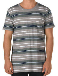 409ef85e75 Vans BARRINGTON Boys Youth Short Sleeve T-Shirt Medium Frost Grey ...
