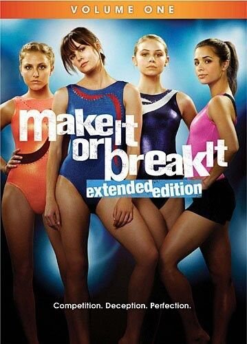 Make It or Break It, Vol. 1 [2 Discs] (2010, DVD NEW) WS