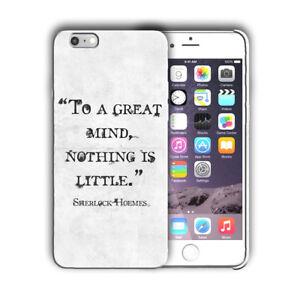Details about Sherlock Holmes Iphone 5s 5c SE 6S 7 8 X XS Max XR 11 12 Pro Plus Case Cover 05