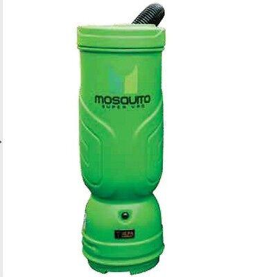 Red Mosquito 06-1062 6 Quart Super HEPA Backpack Vacuum