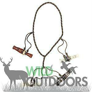 Quick Slider Duck Call Lanyard Suits ALL Calls! GHG