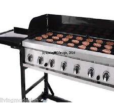 Commercial Grade Portable LP Gas 116,000 BTU Big Event BBQ Grill w/ Cover