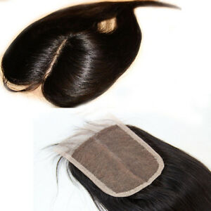 4-4-Straight-Unprocessed-Brazilian-Remy-Virgin-Hair-Lace-Top-Closure