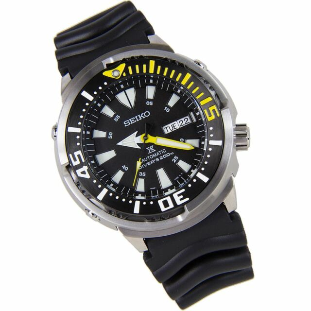 Seiko Prospex Shrouded Monster Watch SRP639K1