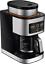 Krups Personal Café Grind /& Brew Drip Coffee Maker Stainless Steel Burr Grinder