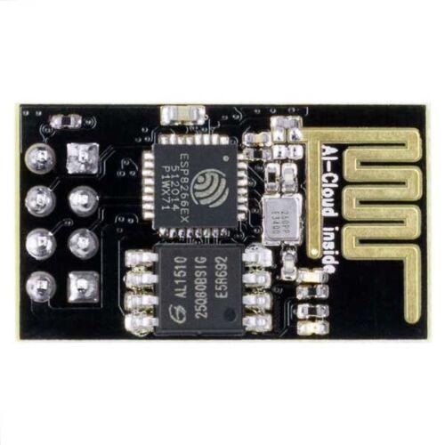 ESP8266 Serial WIFI Wireless Transceiver 802.11bgn Module ESP-01  No Soldering!