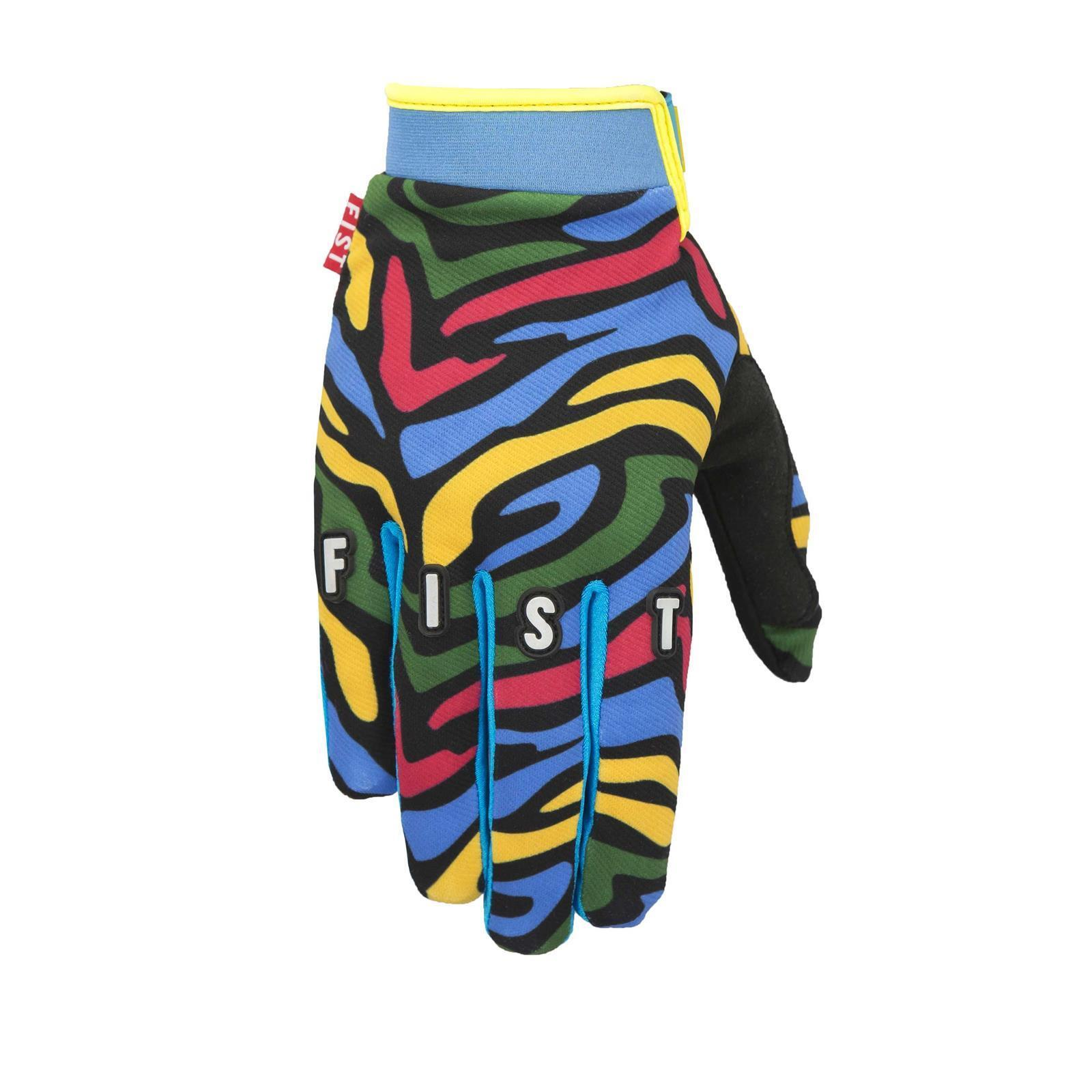 Fist Handwear BMX/MTB Grant Langston ZULU WARRIOR Nero Guanti Nero WARRIOR 5a97e1