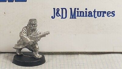 GW Citadel Warhammer 40,000 Imperial Guard valhallan Ice warrior with Lasgun 3