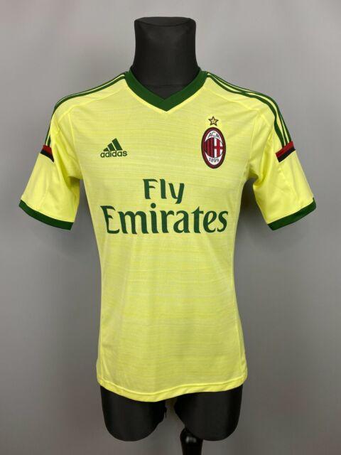 adidas Men's AC Milan Third Jersey Size M D87207 for sale online ...