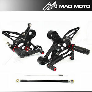 MAD MOTO rearsets spare parts shift toe pegs