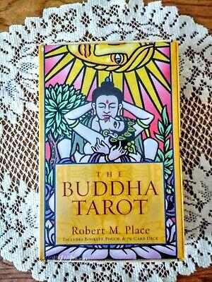 Tarot coleccion The Buddha Set 79 Cartas EN Llw 2004 Robert M Place
