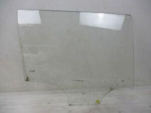 Side Window Windowpane Right Rear Skoda Yeti (5L) 1.2 TSI 5L0845206