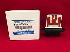 Mazda aj0518831 genuine oem resistor ebay new genuine oem mazda 3 blower motor resistor bbm4 61 b15 free shipping sciox Choice Image