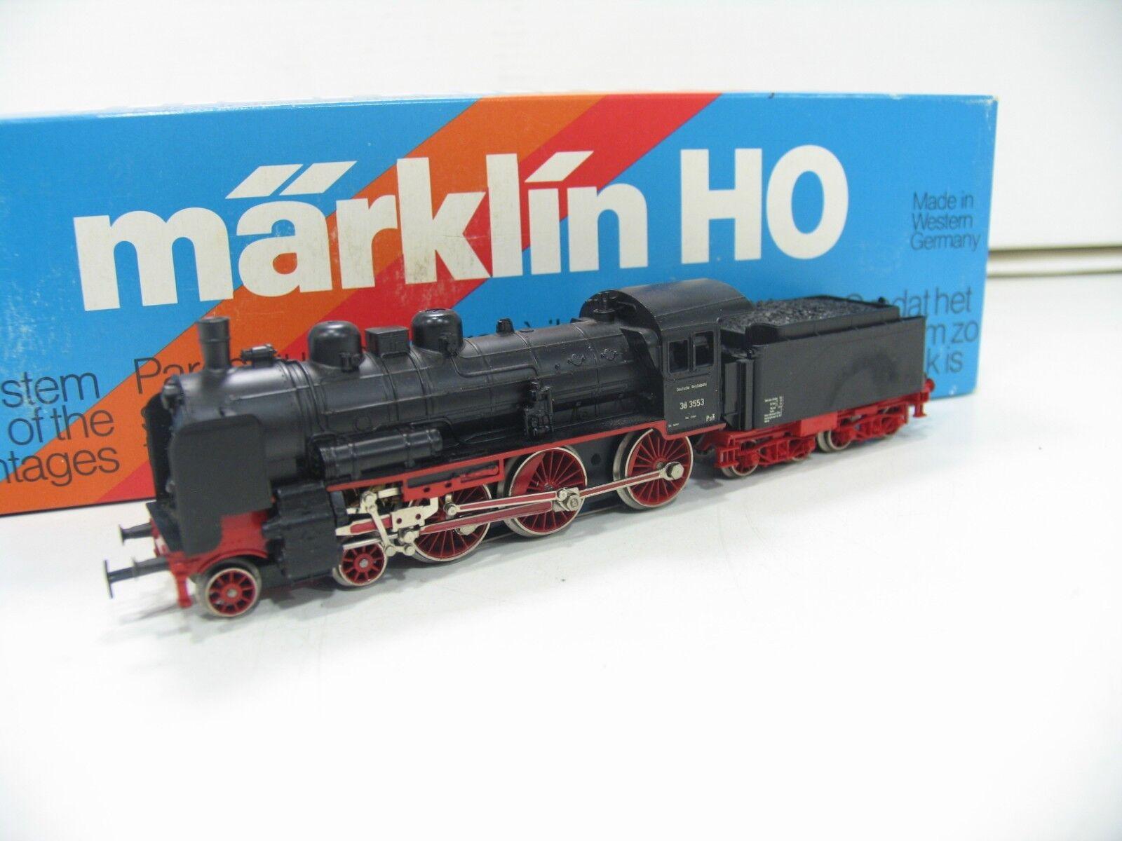 Märklin 3099 máquina de vapor br 38 del Dr wm664