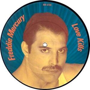 EX-FREDDIE-MERCURY-LOVE-KILLS-7-034-VINYL-PICTURE-DISC-QUEEN
