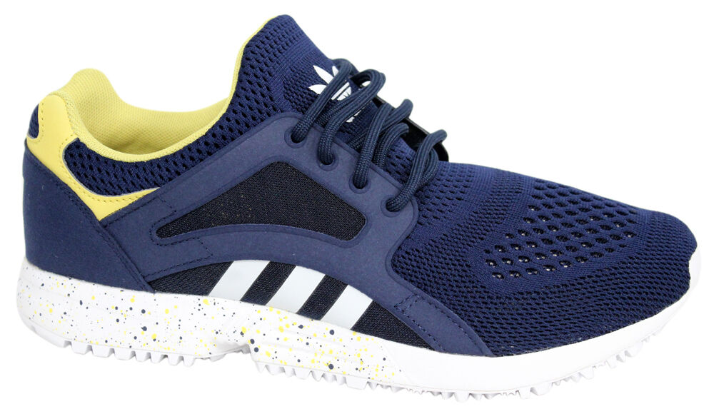Adidas Trainers Originals Racer Lite Womens Trainers Adidas Running Shoes Blue S75034 D108 221d53