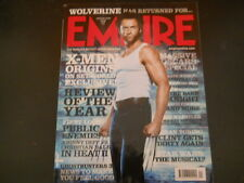 Hugh Jackman, Mickey Rourke, Christopher Nolan - Empire Magazine 2009