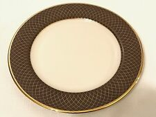 Lenox By Colin Cowie Au Courant Cocoa 11' Large Dinner Plate Haute Couture USA