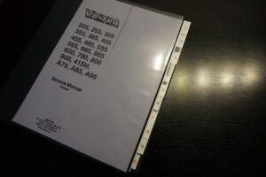 valtra a75 a85 a95 205 255 305 355 365 405 900 800 700 600 865 rh ebay com Workshop Manuals Oilfield Well Testing BMW Workshop Manual
