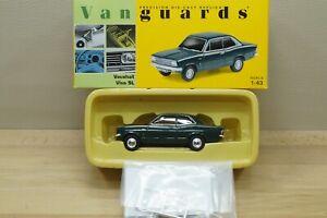 Vangards-VA08700-Modele-Vauxhall-Viva-Sl-IN-Pinewood-Vert-Vert-Sapin-Emballage