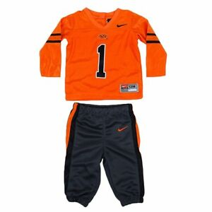 9acaba05c68 Nike Kids Oklahoma State Cowboys Orange Infant Baby Set Sizes 12 18 ...