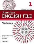 American English File: Level 1: Workbook with iChecker by Oxford University Press (Mixed media product, 2013)