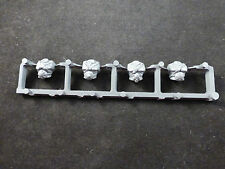 Warhammer Warriors of Chaos : Marauders Main Body / Torso (4)