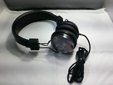 Tribeca Moon Man On Ear Headphones with In-Line Microphone FREE FAST SHIPPING