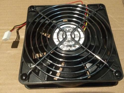 119mmX32mm NMB-4712KL-07W-B39-48VDC 3 wire fan 0.23A wire screen incld